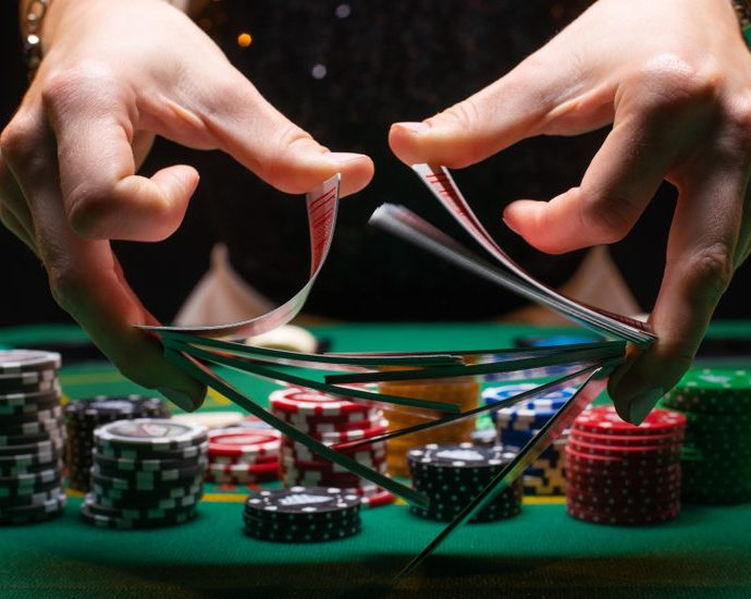 The Way To Restore Online Casino