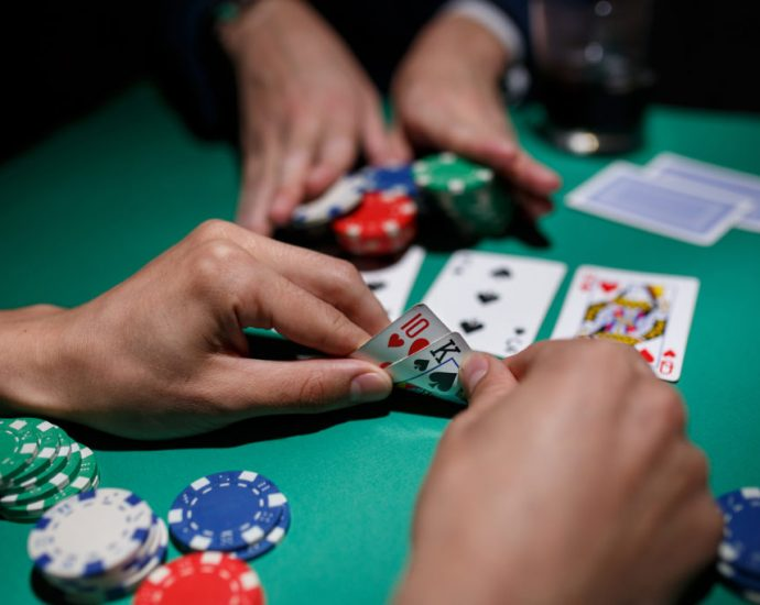 Nine Gambling Points And the way To solve Them