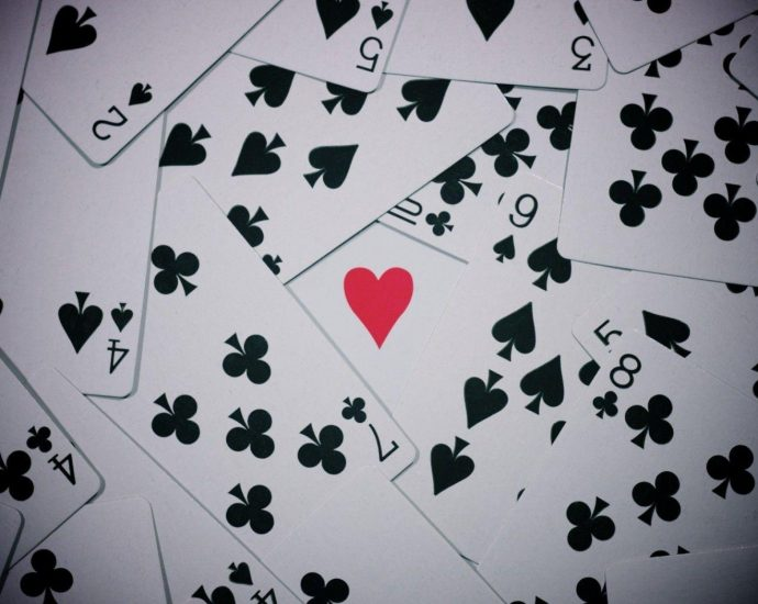 Are Going To Let You Know All About Poker Online With Friends
