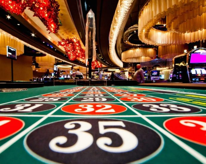 The Unexplained Thriller Into Casino Game Uncovered