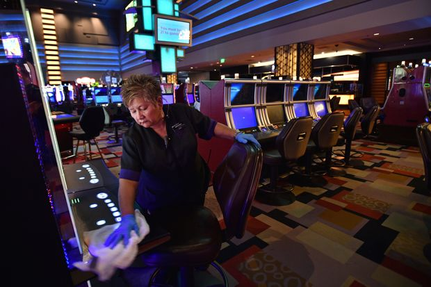 Casinos Profiting From the Online Slot Machine